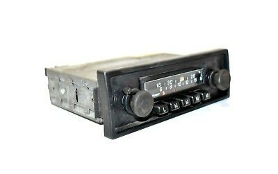 Porsche VW Mercedes Blaupunkt Hamburg Classic Car Radio USED