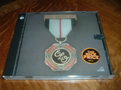 ELECTRIC LIGHT ORCHESTRA - ELO'S GREATEST HITS NEW CD with Punch Hole
