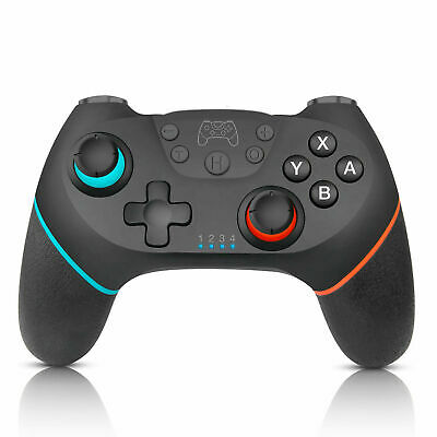 Gamepad For Nintendo Switch Bluetooth Wireless Joystick Pro Controller NEW UK