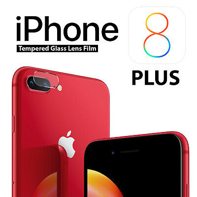 Rear Camera Lens Protector Cover Tempered Glass For Apple iPhone 8 Plus