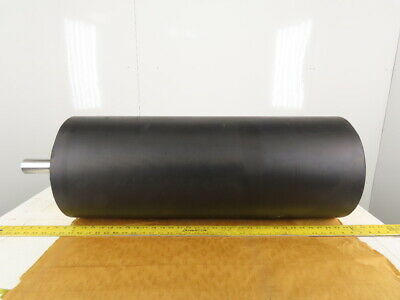 """Dematic 12"""" Lagged 32"""" BF 32""""Face Width Conveyor Drum Pulley Roller"""