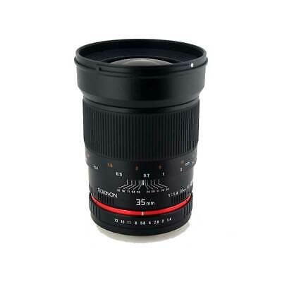 Rokinon 35mm f/1.4 AS IF UMC Lens for Nikon