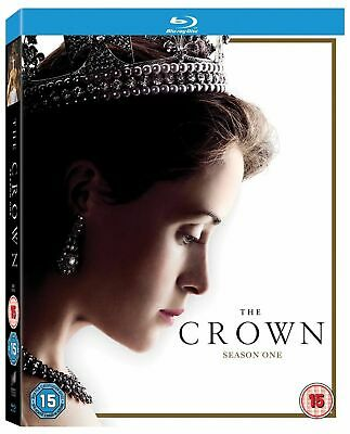 The Crown: Season One - (Blu-ray) NEW and SEALED
