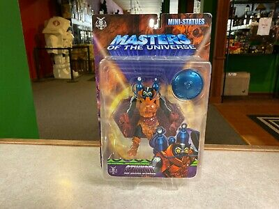2005 NECA Masters of the Universe He-man Staction STINKOR Statue Figure MOC