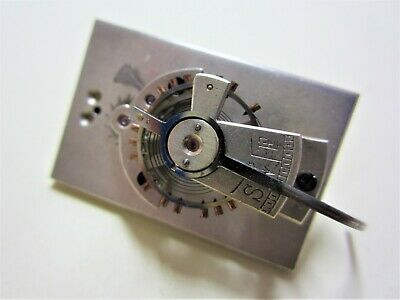 A fine period silvered lever platform escapement. Prepared and ready to fit.