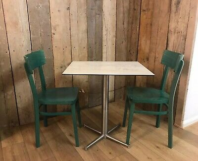 3 piece coffee shop table and chair set