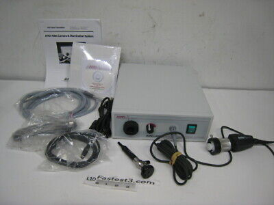 AMD TELEMEDICINE AMD-400 CAMERA & Illumination System Light Source Camera