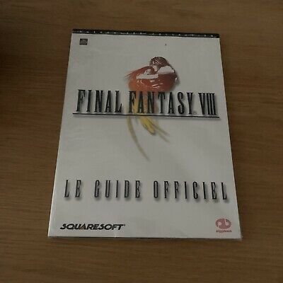 Final Fantasy VIII Guide Officiel FR