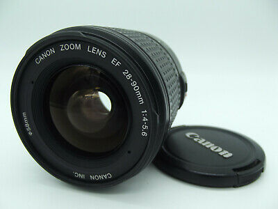 Canon EF 28 - 90mm f4-5.6 EOS Auto Focus Zoom Lens, DLSR or SLR 35mm