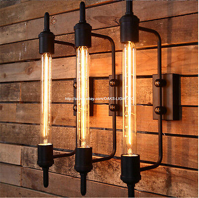 Wrought Iron Wall Sconces Black Wall Lamps Interior Lighting Wall Light Fixture