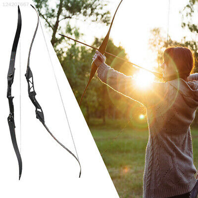 E005 30-50lbs Shooting Set Archery Competition Professional Hunting Recurve Bow