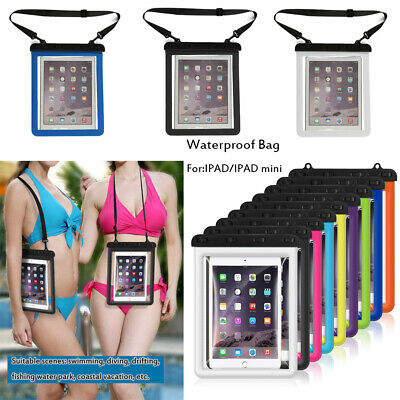 Transparent Storage Diving IPad Case Swimming Underwater Pouch Waterproof Cover