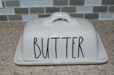 """New RAE DUNN """"BUTTER"""" LL Dish by Magenta Artisan Collection"""