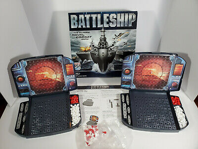 Battleship The Classic Naval Combat Strategy Board Game- Hasbro Gaming A3264