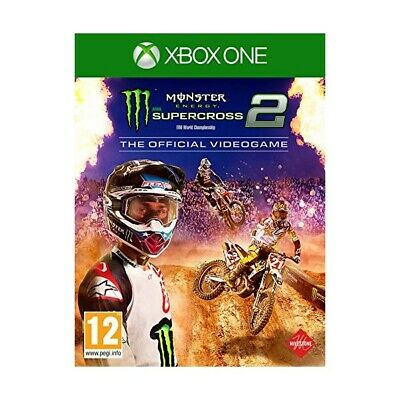 Koch Media Xone Monster Energy Supercross 2