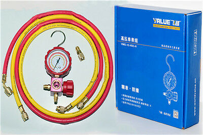 R32 Single table valve/pressure test table with fluorine VMG-1C-R32-H NEW
