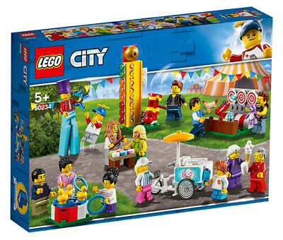 LEGO City People Pack - Luna Park 60234 LEGO