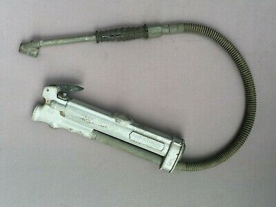 Vintage WFI Tyre Tire INFLATOR, Made In England - Mechanic, Tools