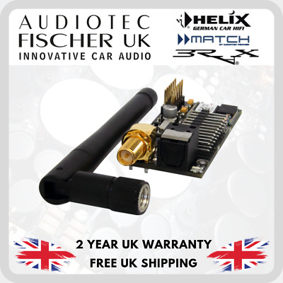 Helix by Audiotec Hec BT - P SIX DSP / MK2 Bluetooth Module add-on