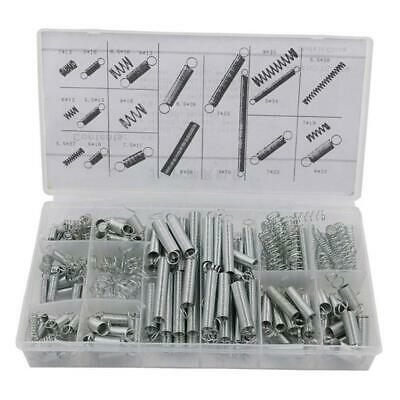 200X Various Springs Tension Extension Compression Compressed Assorted Tool