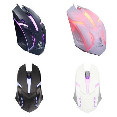 Professional Shine Backlight Gaming E sports Wired Office  Tihkl
