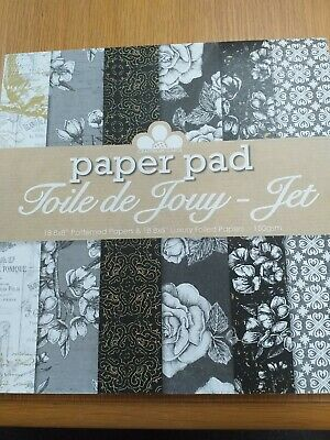 "Carnival Paper Pad 36 x 8/"" x 8/"" Patterned sheet 150gsm Craftwork Cards craft"