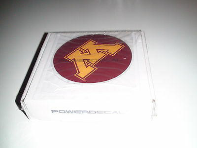 Brand New Minnesota Vikings and Gophers Light Up NFL Power Decal