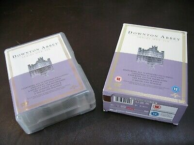 Downton Abbey Series 1-6 - All 51 Episodes inc Specials - DVD BOX SET #A