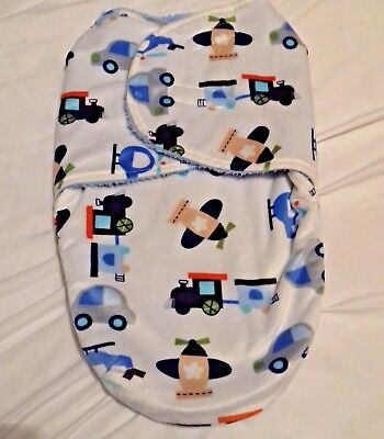 Swaddle Wrap Blanket 0-12 Months by Rock a Bye NWT