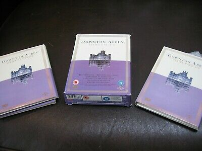 Downton Abbey Series 1-6 - All 51 Episodes inc Specials - DVD BOX SET #B
