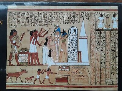 BNIB British Museum Ancient Egyptian Jigsaw Puzzle Book of the Dead 520 piece