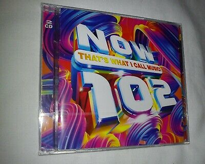 Now That's What I Call Music! 102 Album Various Artists 2CD