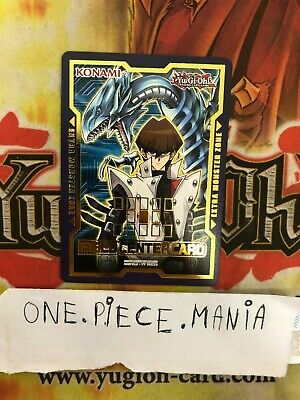 Yu-gi-oh! Field Center Card Seto Kaiba DUDE Le Dévastateur De Duel