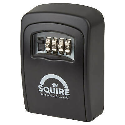 *NEW* Squire 4 Code Keysafe,Keep Keep, Recodable,Home Security Free p&p
