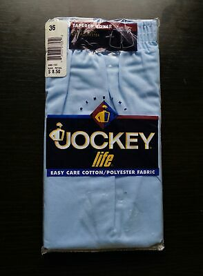 Vintage 90s JOCKEY TAPERED BOXER, STYLE 8526, SIZE MEDIUM underwear/deadstock