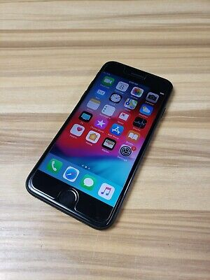 Apple iPhone 7 32GB A1778 T-mobile BAD IMEI Very Nice Condition #I-4235