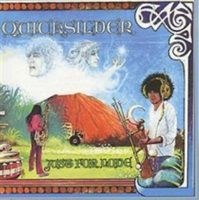 Quicksilver Messenger Service-Just For Love (UK IMPORT) CD NEW