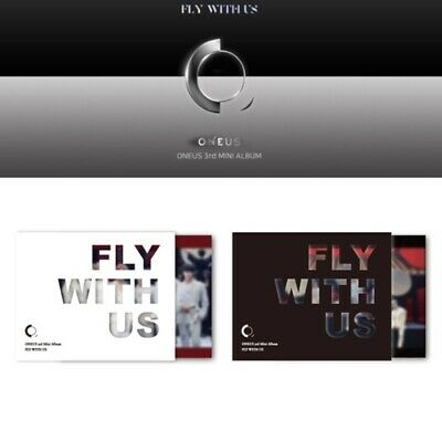 Oneus - 3Rd Mini Album Fly With Us Post Card