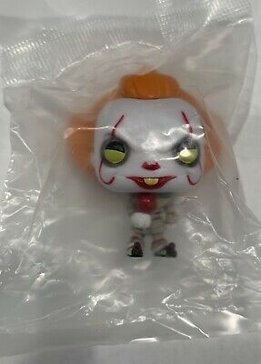 Funko IT PENNYWISE Cereal Pocket Pop Figure Hot Topic Exclusive