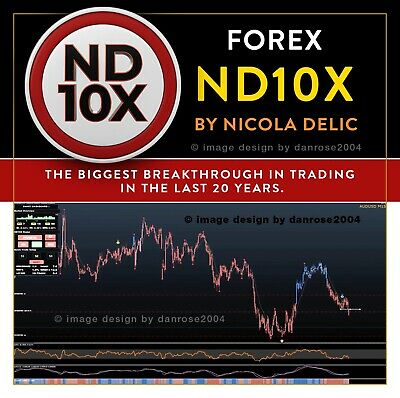 NICOLA DELIC  -  ND10X   ·  NEW SYSTEM  October 2019  ·  Available Now