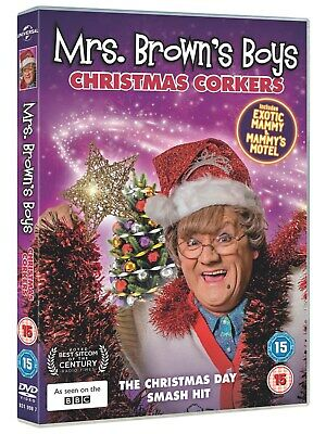 Mrs Brown's Boys: Christmas Corkers [DVD] RELEASED 11/11/2019