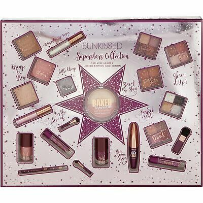 Sunkissed Superstars Collection Gift Set - Blusher, Bronzer, Highlighter