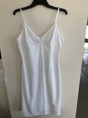 NEW Intimo Everyday White Slip Size 18 RRP $ 95.00