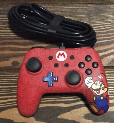 PowerA Super Mario Wired Controller for Nintendo Switch