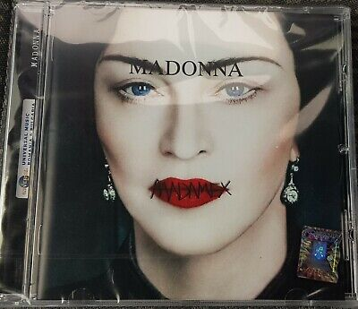 Madonna - Madame X cd edition for Romania and Bulgaria