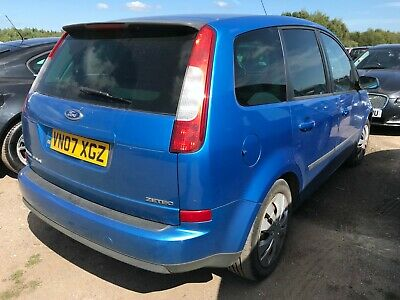 2007 Ford C-Max 1.8 Style - 2F/Ownrs, Priv Glass, Alloys, Aircon *July 2020 Mot*