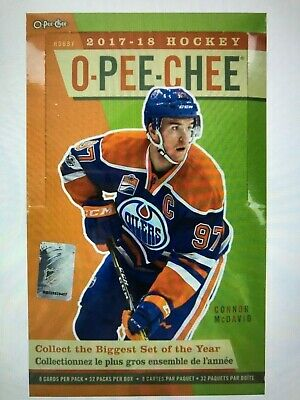 2017-18 Opc O-Pee-Chee Hockey Update U Pick From List Complete Your Set