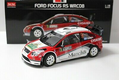 1:18 SunStar Ford Focus RS WRC08 Rally Acropolis #9 NEW bei PREMIUM-MODELCARS