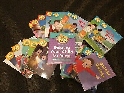 Read with Biff, Chip and Kipper Levels 4-6 Collection - 23 Books