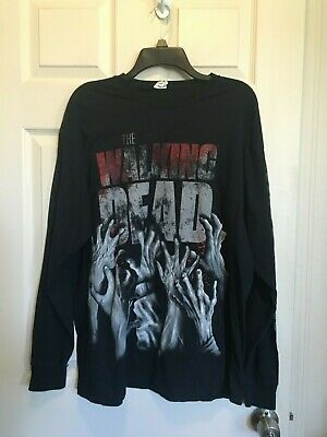 The Walking Dead I/'m Infected Long Sleeve Shirt